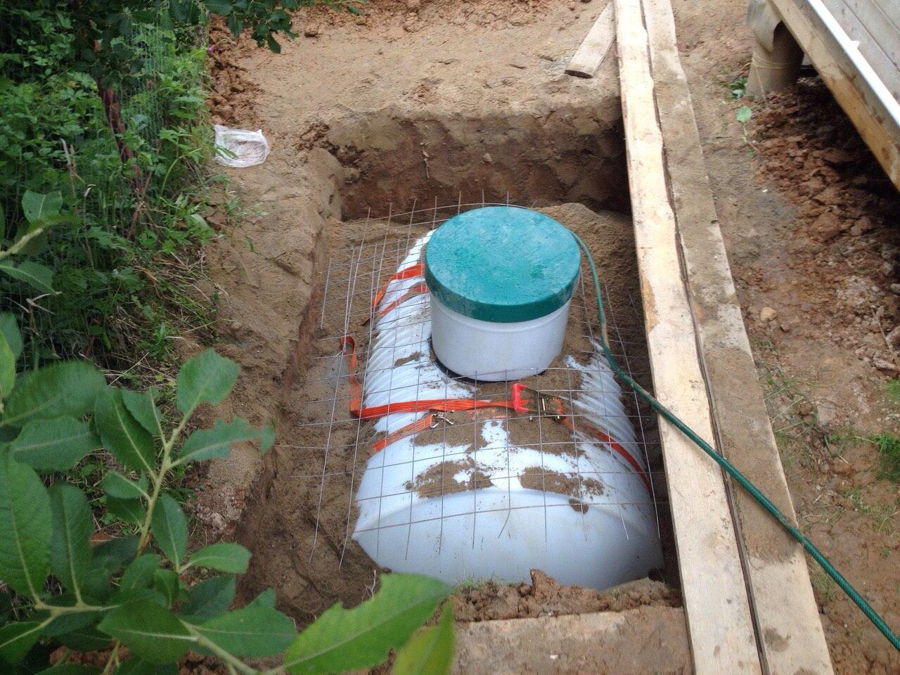 Как сделать канализацию на даче своими руками - без откачки