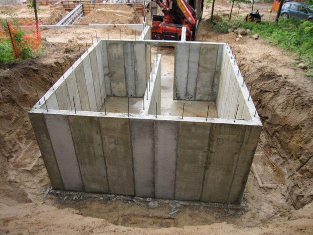 Железобетонные готовые погреба стоимость доставки плиты перекрытия